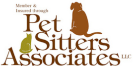 Member of and Insured by The Pet Sitters Association LLC